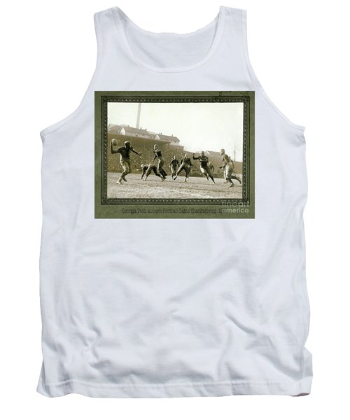 The Hail Mary Tank Top