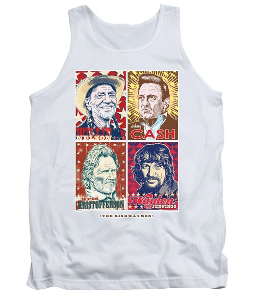 The Highwaymen Tank Top