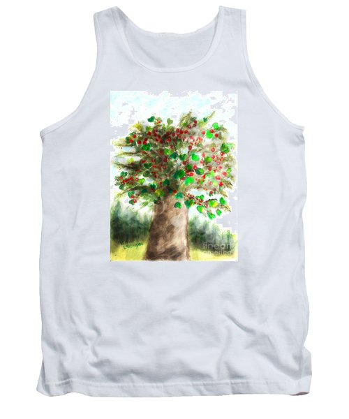 The Holy Oak Tree Tank Top
