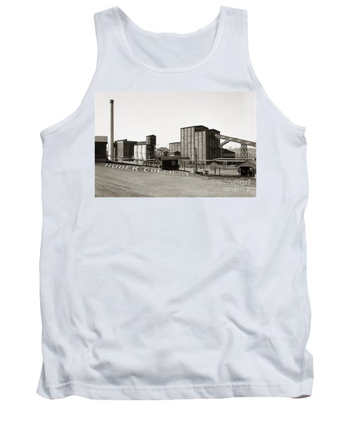 The Huber Colliery Ashley Pennsylvania 1953 Tank Top