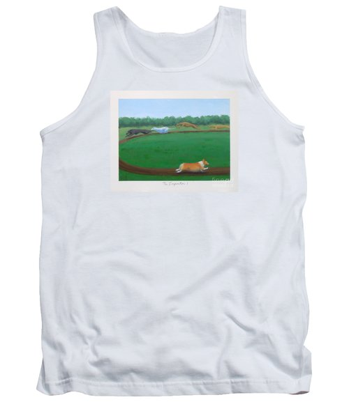 The Impostor I Tank Top