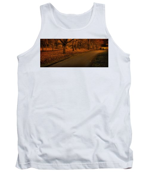The Innocent Railway Path Tank Top