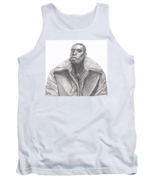 The Jacket Tank Top