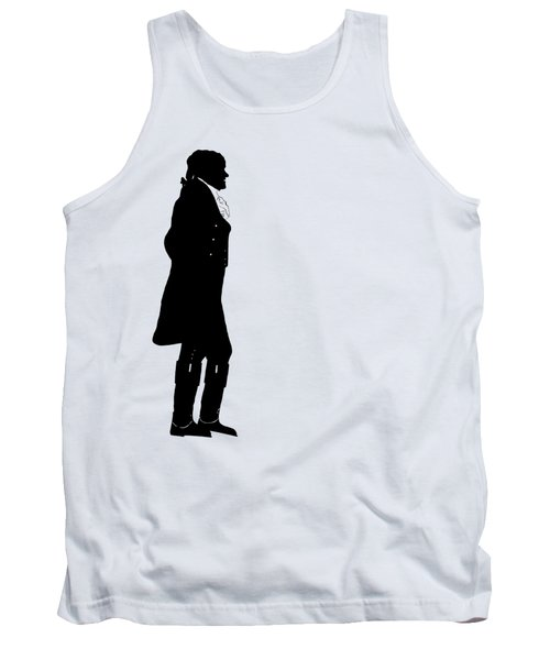 The Jefferson Tank Top by War Is Hell Store