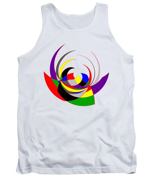 The Jester Tank Top by Methune Hively