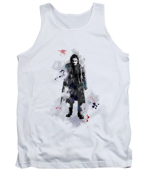 The Joker Tank Top