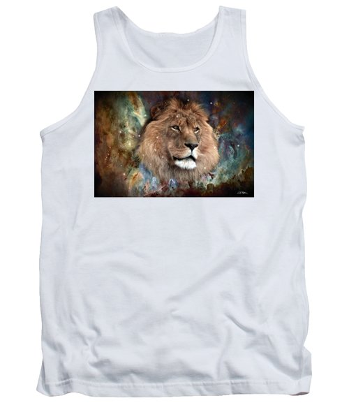 The King Tank Top by Bill Stephens