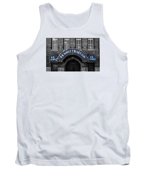 The King's Club Tank Top by Ray Congrove