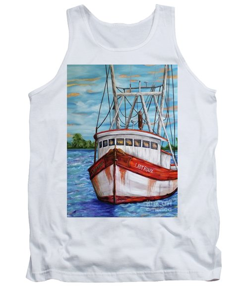 The Lady Roux Tank Top
