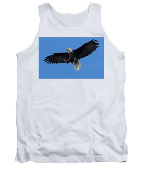 The Landing Tank Top by Sheldon Bilsker