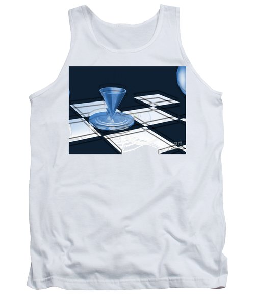 The Last Chess Pawn Tank Top