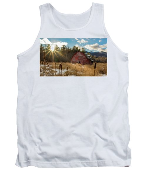 The Last Winter Tank Top