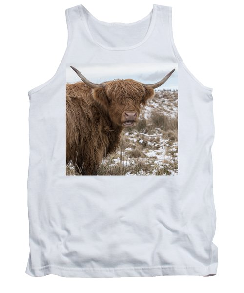 The Laughing Cow, Scottish Version Tank Top