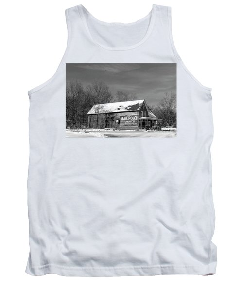 The Layton Country Store Tank Top by Nicki McManus
