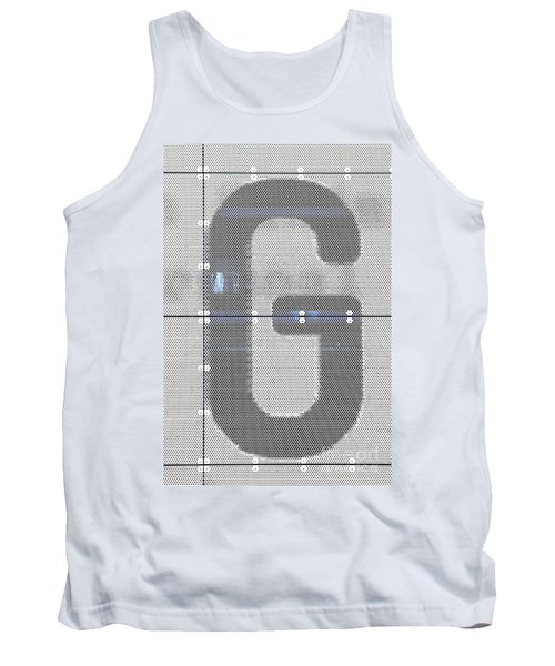 The Letter G Tank Top