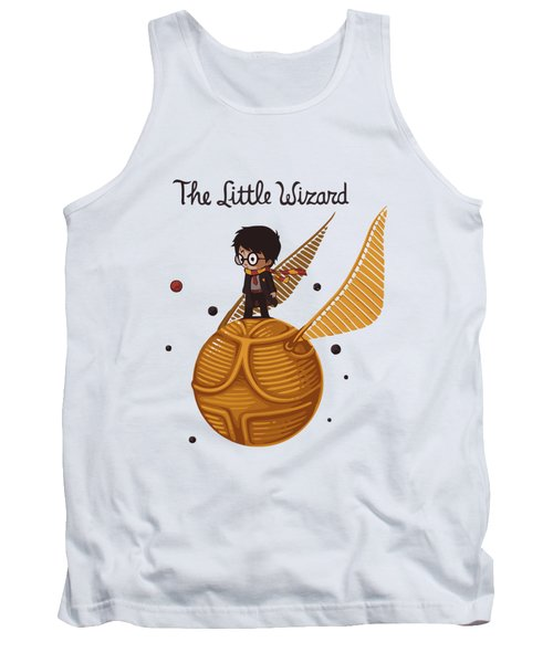 The Little Wizard Tank Top