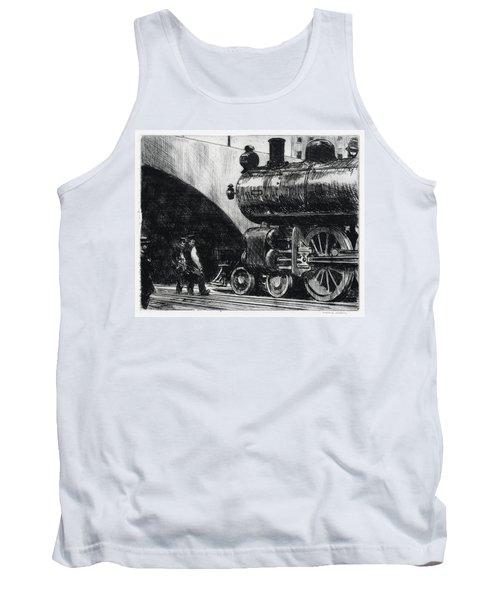 The Locomotive Tank Top