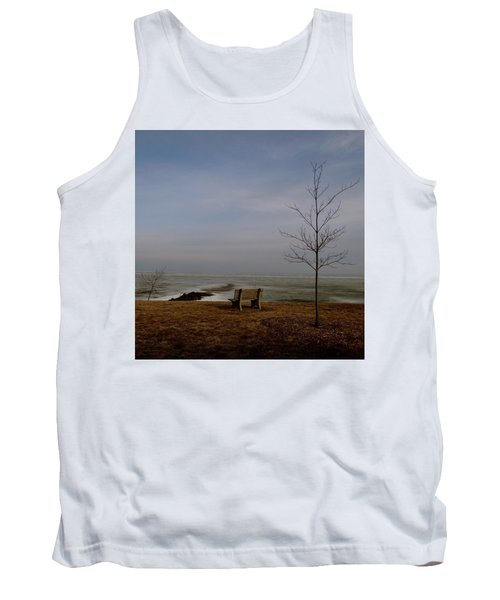 The Lonely Bench Tank Top