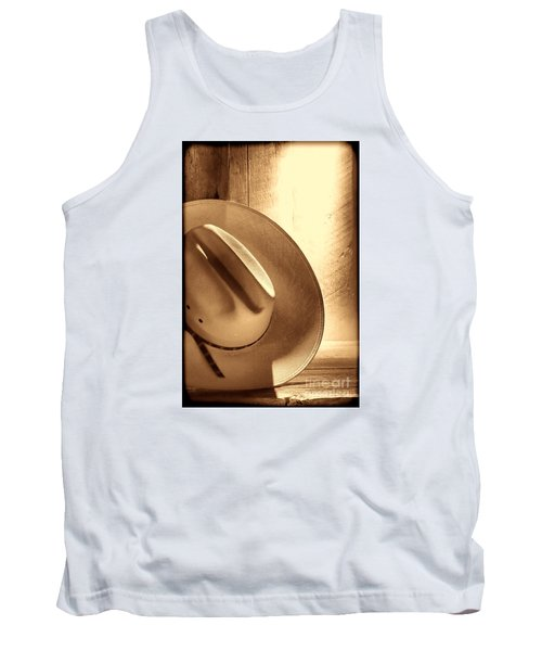 The Lost Hat Tank Top