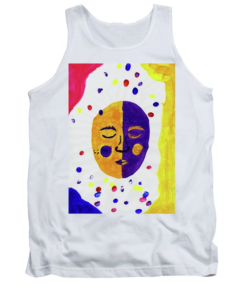 The Mask Tank Top