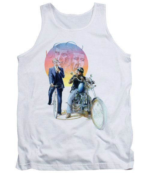 The Missionary And The Angel Tank Top