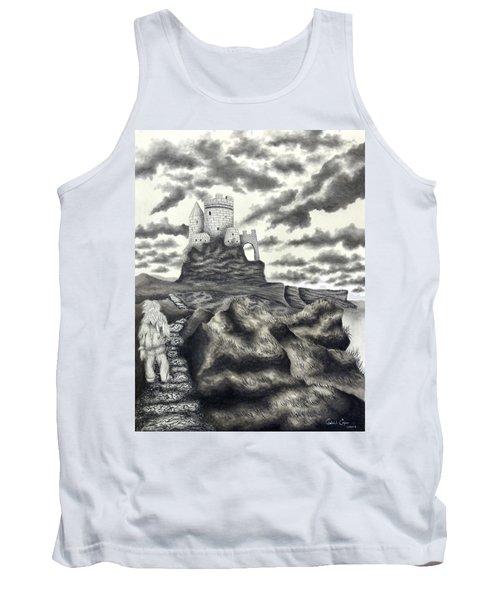 The Moher Giant Tank Top
