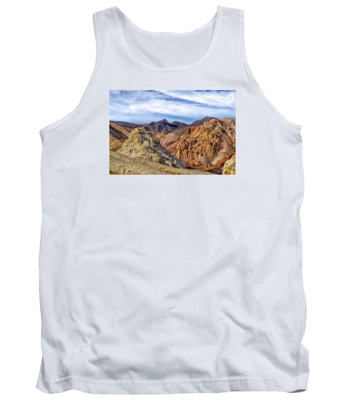 The Monte Cristos  Tank Top by Janis Knight