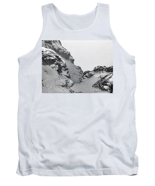 The Mountain Abyss Tank Top