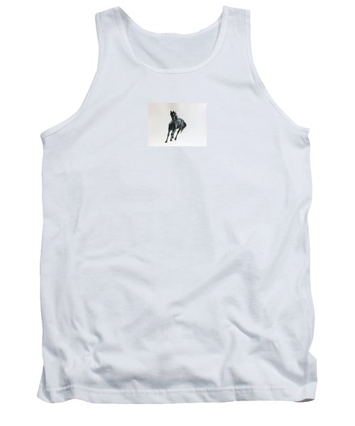 The Mustang Tank Top by Ellen Canfield