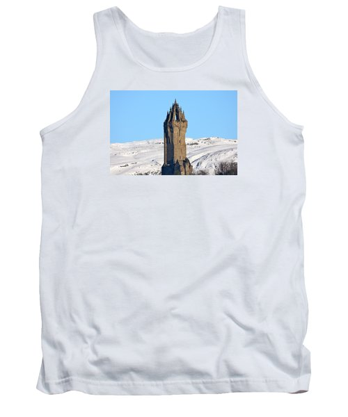 The National Wallace Monument Tank Top