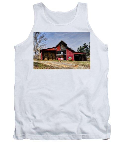 The New Barn Tank Top