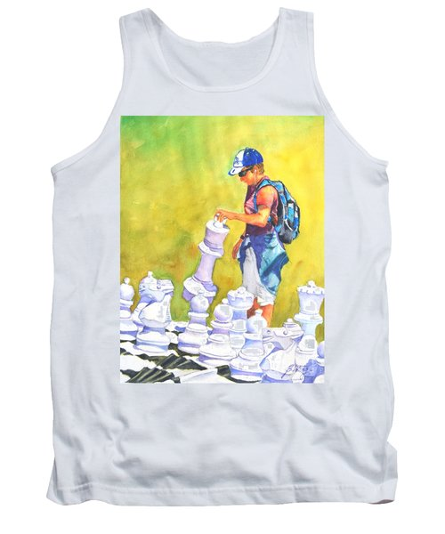 The Next Move #2 Tank Top