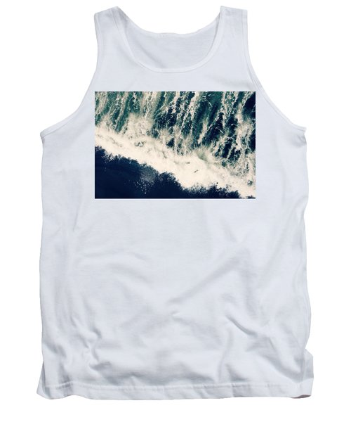 The Ocean Roars Tank Top