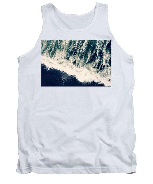 The Ocean Roars Tank Top