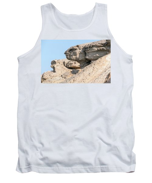 Tank Top featuring the photograph The Old Gatekeeper 02 by Arik Baltinester