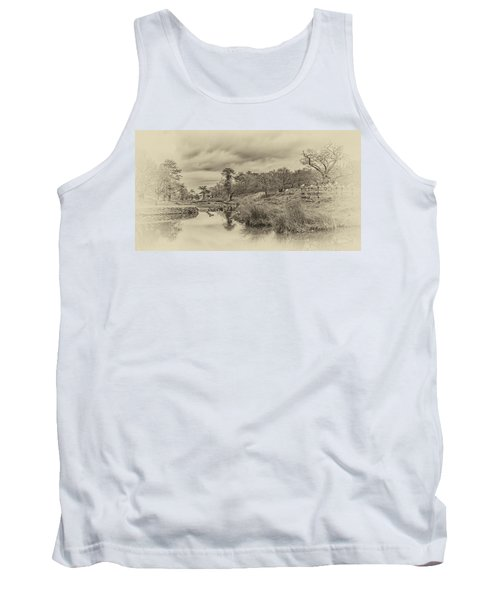 The Old Pond Tank Top