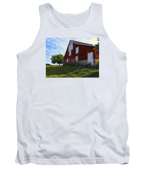 The Old Stucco Barn Tank Top