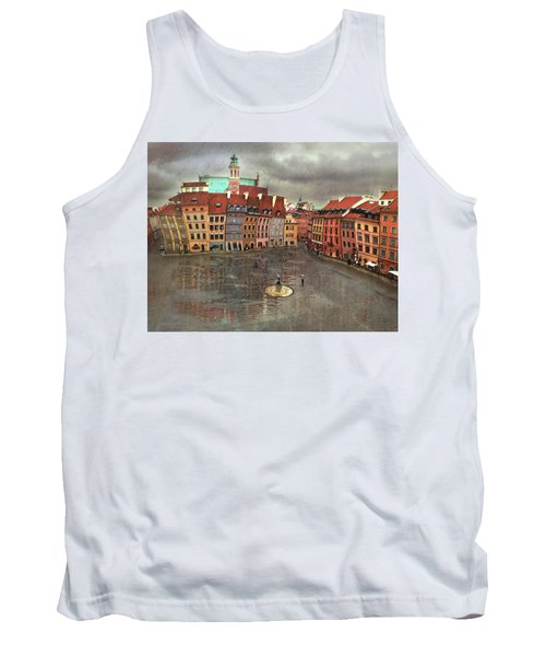The Old Town # 24 Tank Top
