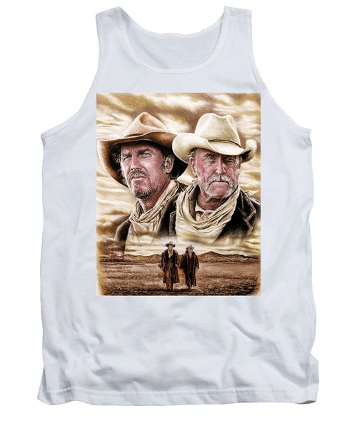 The Open Range Colour Edit By Andrew Read Tank Top
