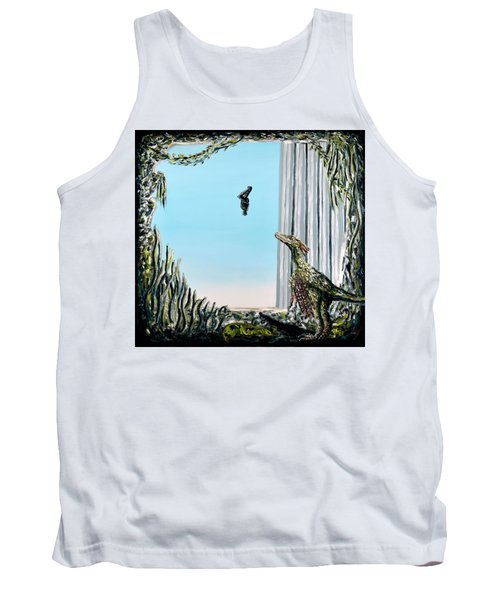 The Origin Of Species -a Recurring Pattern- Tank Top