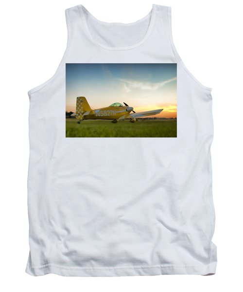 Tank Top featuring the photograph The Original by Steven Richardson