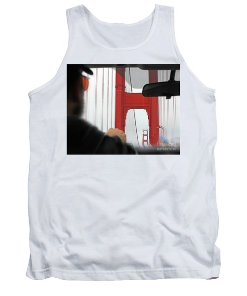 The Other Side Tank Top by Cheryl Del Toro
