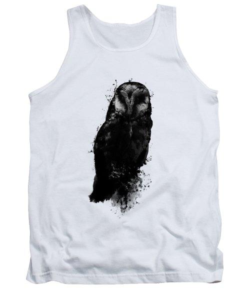 The Owl Tank Top