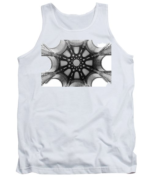 The Palace Of Fine Arts Dome Tank Top