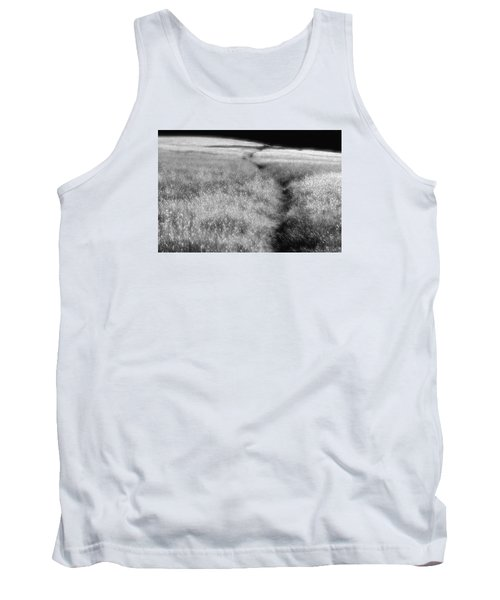 The Path Tank Top by Mark Alan Perry