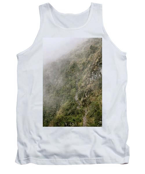The Path To Self-discovery Tank Top