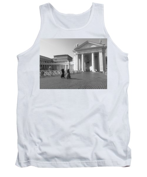 The Path To Temple Tank Top