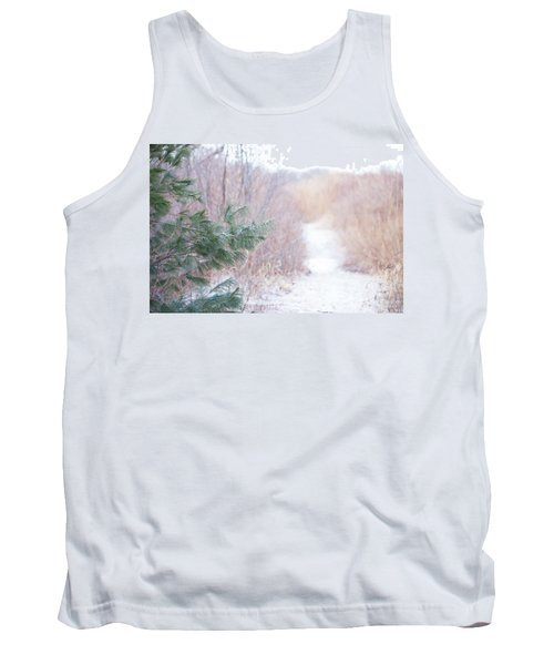 The Path Untraveled  Tank Top