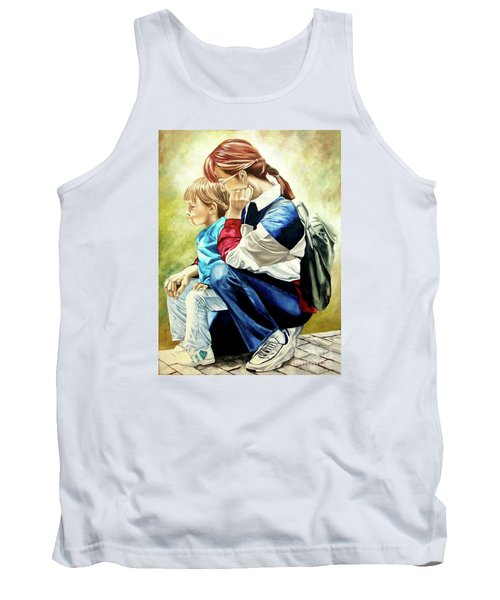 The Peace - La Paz Tank Top
