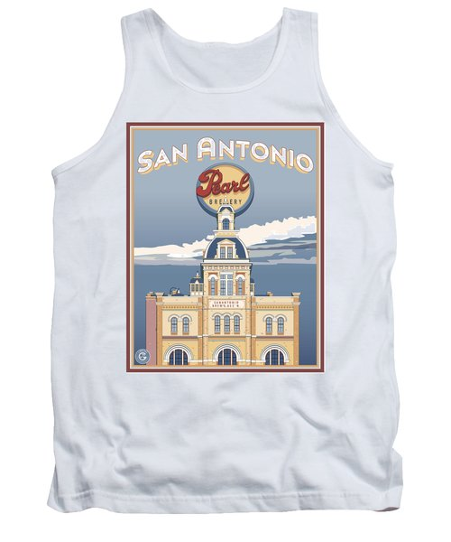 The Pearl Brewhouse Tank Top